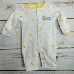 Just One You by Carter's Rubber Duck Onesie